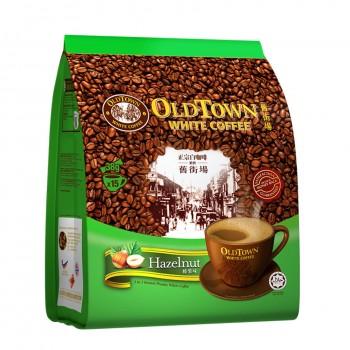 OLDTOWN White Coffee 3-in-1 Hazelnut Instant Premix (38g x 15s)