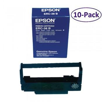 Epson ERC-38 Black Ribbon (10 in 1)