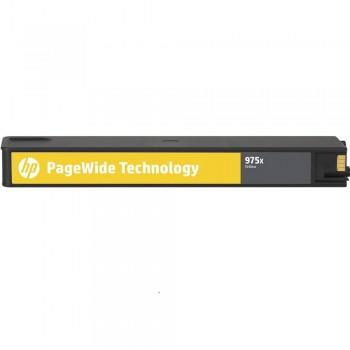 HP 975X Yellow Original PageWide Cartridge (L0S06AA)