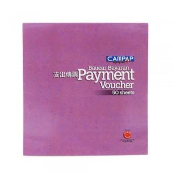 Campap Ca3818 Payment Voucher 50S