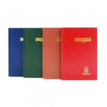 Campap CA3105 F5 Hard Cover Quarto Book 120pages
