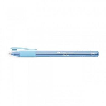 Faber Castell CX Plus 0.4mm Ball Pen Blue (540651)
