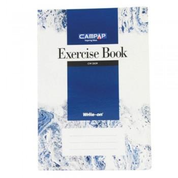 Campap Cw2509 A4 Exercise Book 100P (Item No: C02-16) A1R4B127