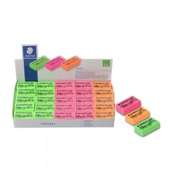 Staedtler Economy Neon Eraser (526 35N) 50pcs/box