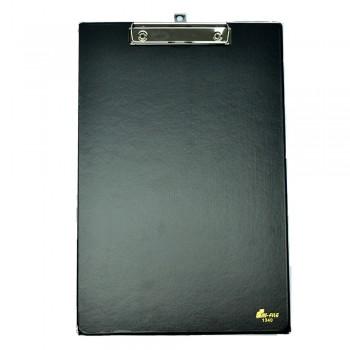 EMI 1340 Wire Clipboard F4 - Black