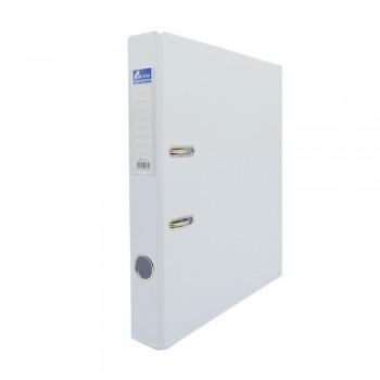 EMI PVC 50mm Lever Arch File A4 - White