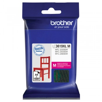 Brother LC-3619XL Magenta Ink