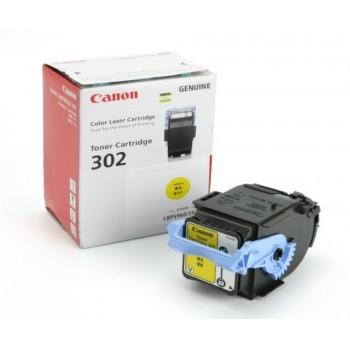 Canon Cartridge 302 Yellow Toner Cartridge