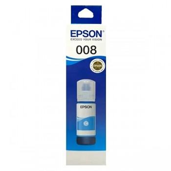 Epson 008 Cyan Ink Bottle 70ml