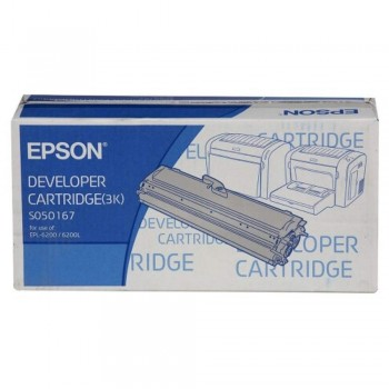 Epson SO50167 (Standard) Developer Cartridge (Item no: EPS SO50167)