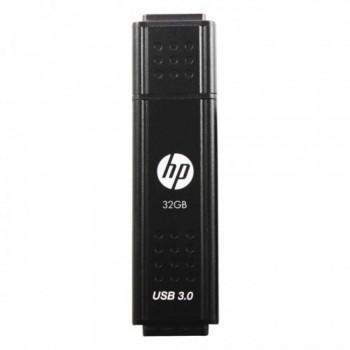 HP X705W Stainless Steel USB Flash Drive - 32GB