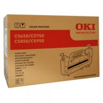 OKI C5650 / C5750 / C5850 / C5950 Fuser Unit - 60k (43853104)