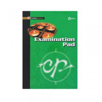 A4 Examination Pad Side Open - 100 sheets