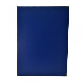 1169A Certificate Holder (without sponge) - Dark Blue