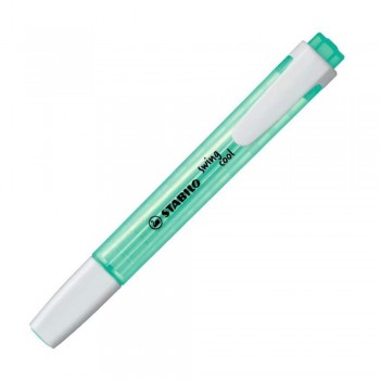 Stabilo 275/51 (Turquoise) Swing Cool Highlighter Pen