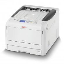 OKI C833dn A3 Color Printer C800 Series Duplex Network LED Printer - 46396616 44717603